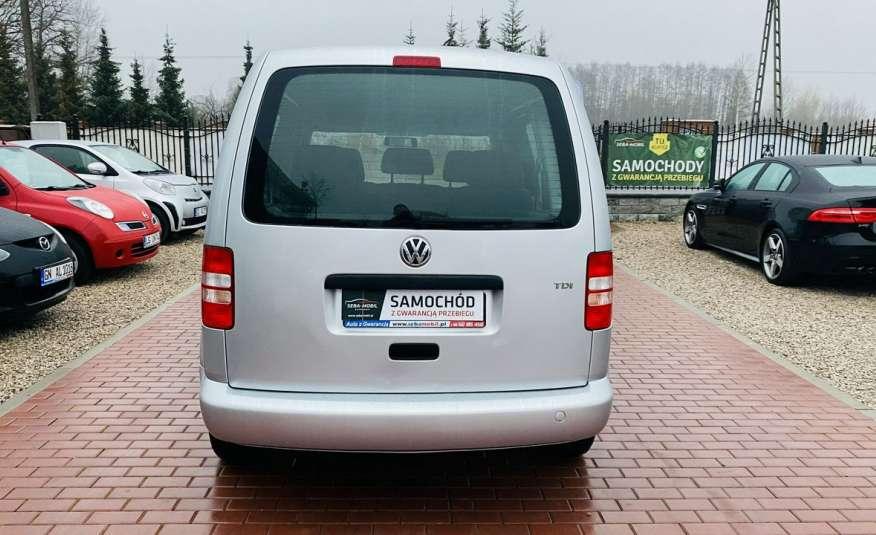 Volkswagen Caddy Serwis, Gwarancja zdjęcie 9