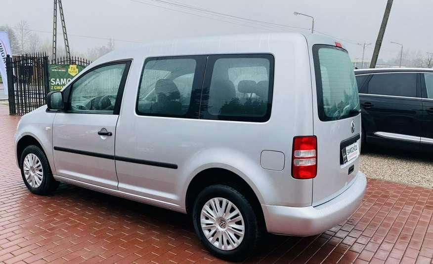 Volkswagen Caddy Serwis, Gwarancja zdjęcie 10