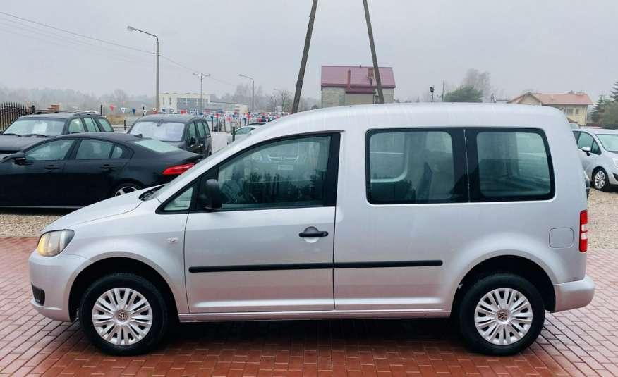 Volkswagen Caddy Serwis, Gwarancja zdjęcie 11