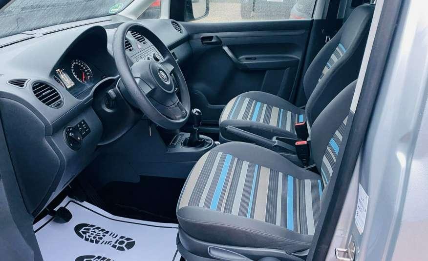 Volkswagen Caddy Serwis, Gwarancja zdjęcie 12