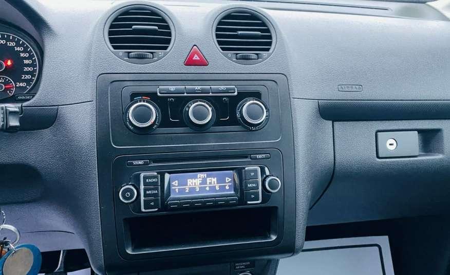 Volkswagen Caddy Serwis, Gwarancja zdjęcie 14