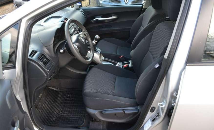 Toyota Auris Climatronic Serwis ASO Zarejestrowany 60tkm Opony zimowe Lift zdjęcie 5