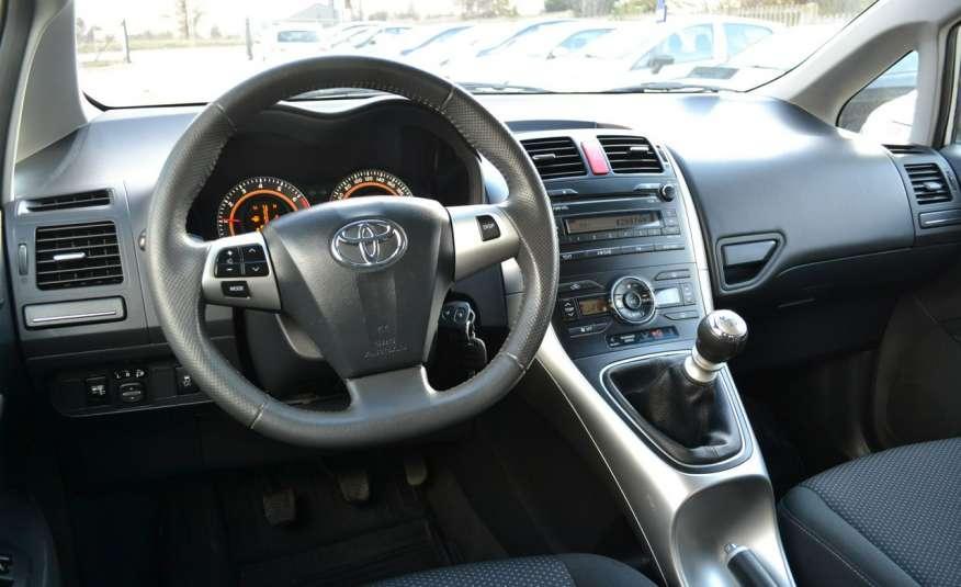 Toyota Auris Climatronic Serwis ASO Zarejestrowany 60tkm Opony zimowe Lift zdjęcie 7