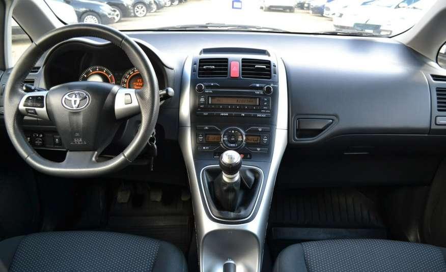Toyota Auris Climatronic Serwis ASO Zarejestrowany 60tkm Opony zimowe Lift zdjęcie 8