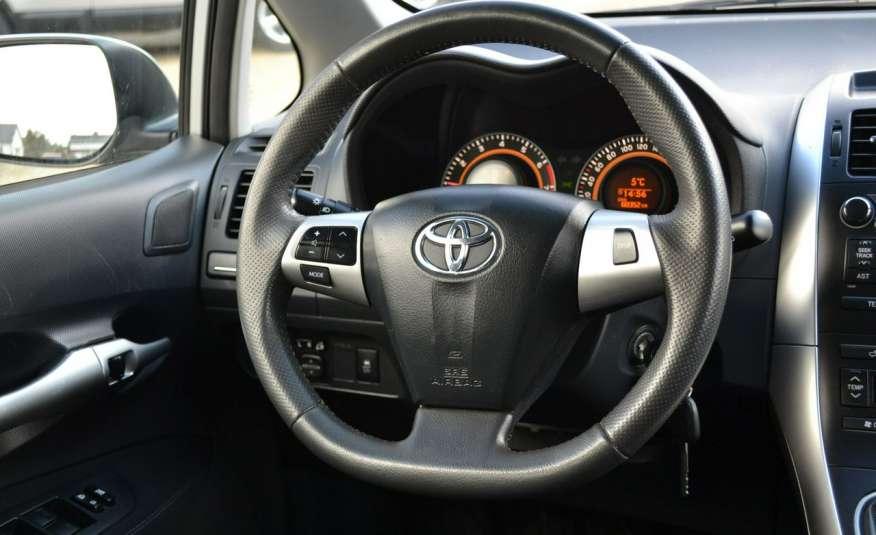 Toyota Auris Climatronic Serwis ASO Zarejestrowany 60tkm Opony zimowe Lift zdjęcie 10