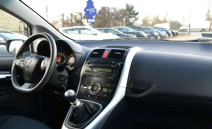 Toyota Auris Climatronic Serwis ASO Zarejestrowany 60tkm Opony zimowe Lift zdjęcie 11