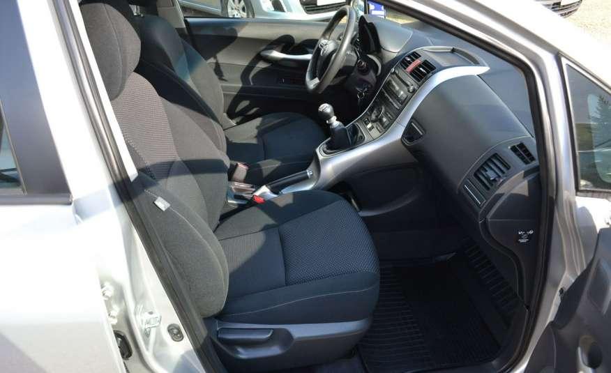 Toyota Auris Climatronic Serwis ASO Zarejestrowany 60tkm Opony zimowe Lift zdjęcie 13