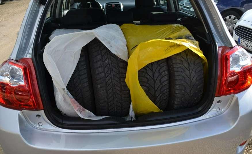 Toyota Auris Climatronic Serwis ASO Zarejestrowany 60tkm Opony zimowe Lift zdjęcie 18