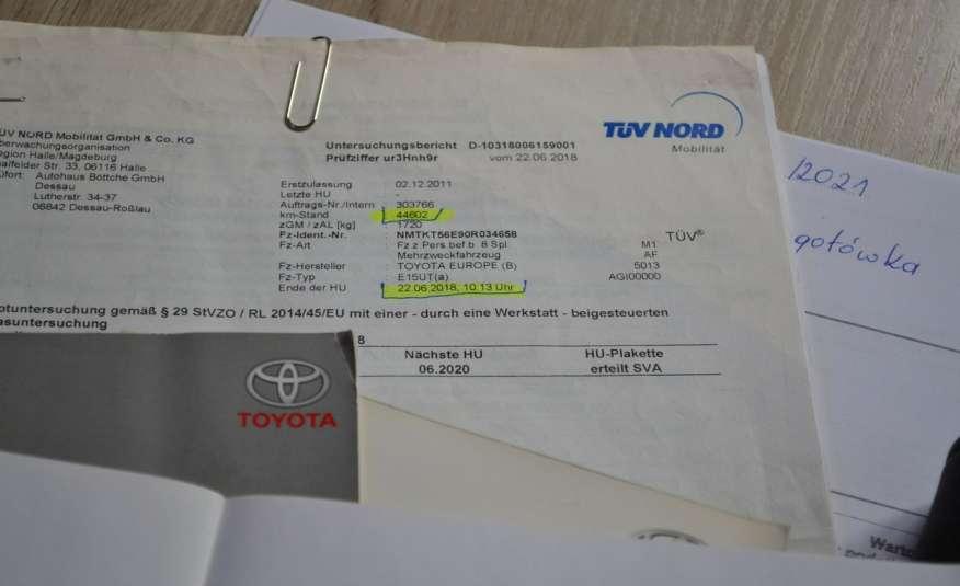 Toyota Auris Climatronic Serwis ASO Zarejestrowany 60tkm Opony zimowe Lift zdjęcie 19