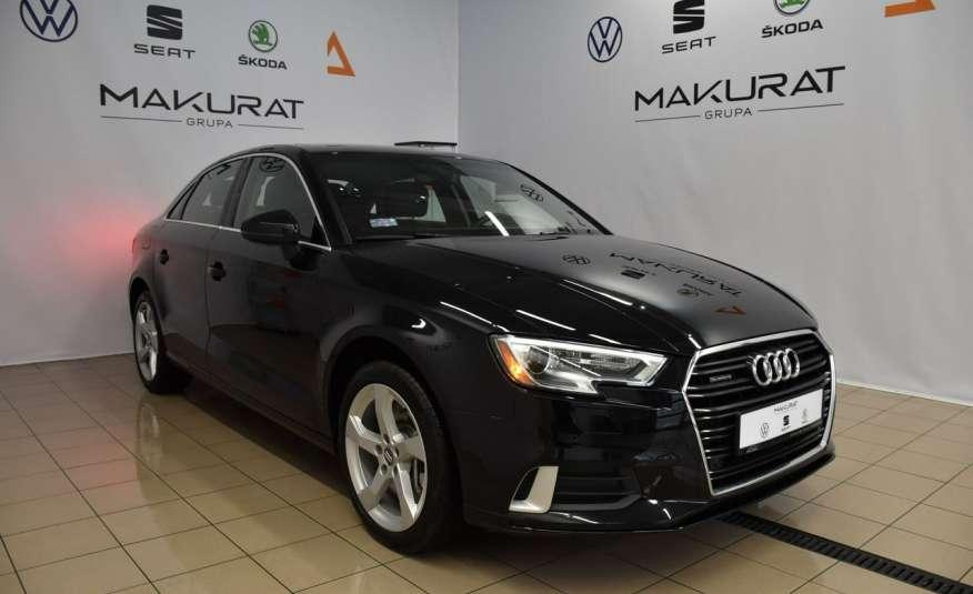 Audi A3 LED, Skóry , Quattro, Klima 2 strefy , Nawigacja , Czujniki Parkowania 4x2 zdjęcie 5