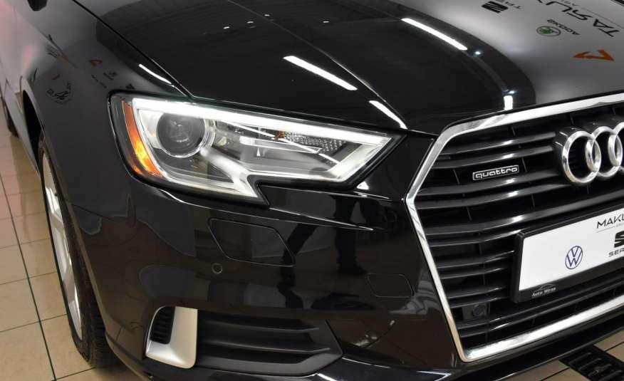 Audi A3 LED, Skóry , Quattro, Klima 2 strefy , Nawigacja , Czujniki Parkowania 4x2 zdjęcie 6