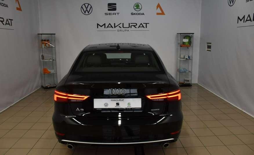 Audi A3 LED, Skóry , Quattro, Klima 2 strefy , Nawigacja , Czujniki Parkowania 4x2 zdjęcie 10