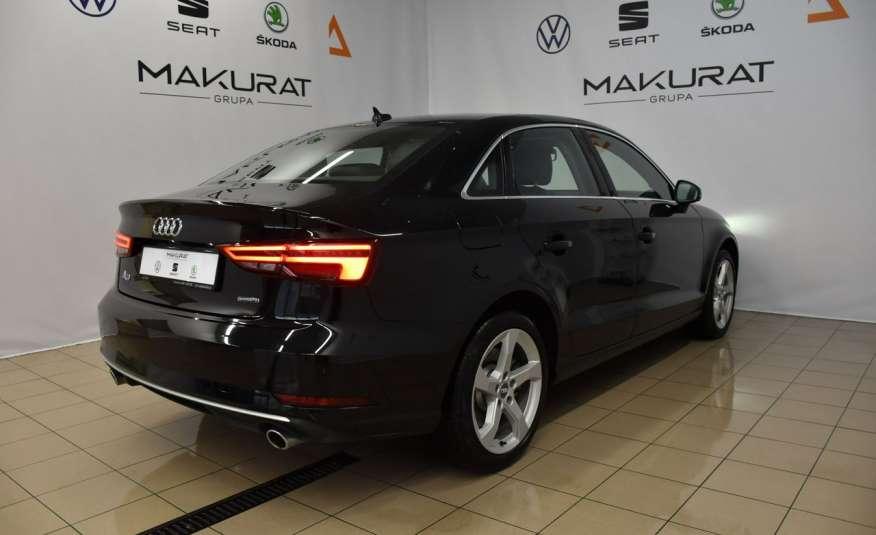 Audi A3 LED, Skóry , Quattro, Klima 2 strefy , Nawigacja , Czujniki Parkowania 4x2 zdjęcie 12