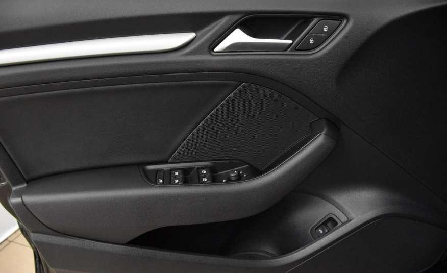 Audi A3 LED, Skóry , Quattro, Klima 2 strefy , Nawigacja , Czujniki Parkowania 4x2 zdjęcie 13