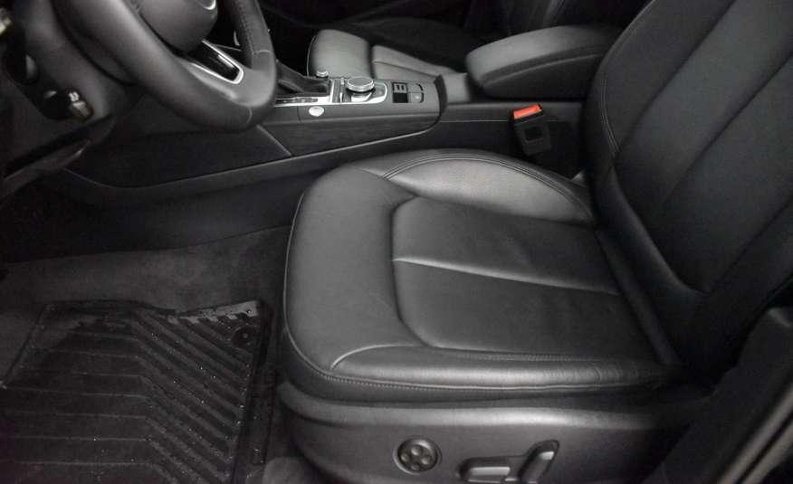 Audi A3 LED, Skóry , Quattro, Klima 2 strefy , Nawigacja , Czujniki Parkowania 4x2 zdjęcie 14
