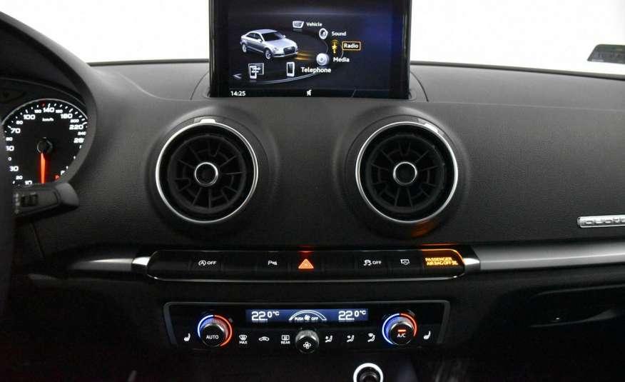 Audi A3 LED, Skóry , Quattro, Klima 2 strefy , Nawigacja , Czujniki Parkowania 4x2 zdjęcie 20
