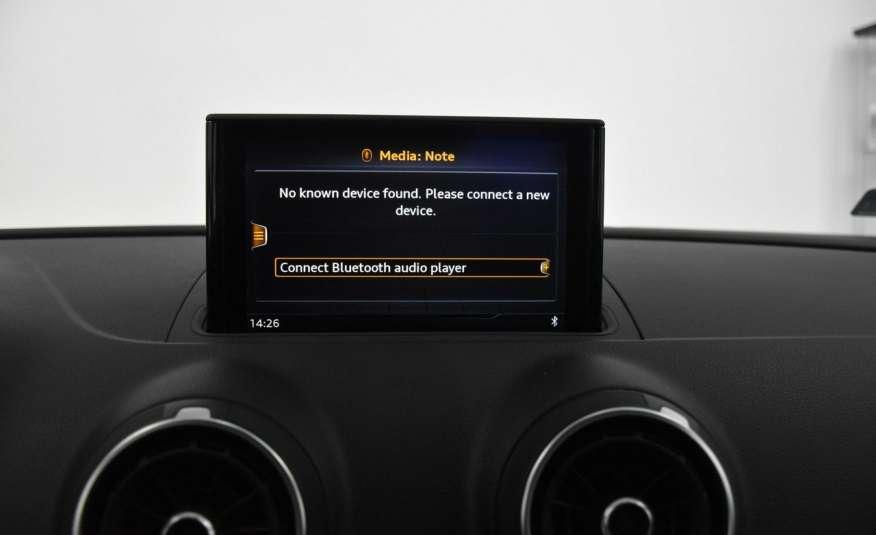 Audi A3 LED, Skóry , Quattro, Klima 2 strefy , Nawigacja , Czujniki Parkowania 4x2 zdjęcie 22