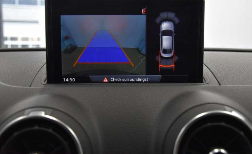 Audi A3 LED, Skóry , Quattro, Klima 2 strefy , Nawigacja , Czujniki Parkowania 4x2 zdjęcie 23