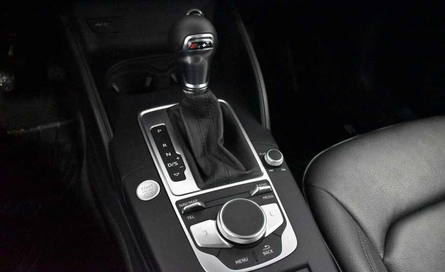 Audi A3 LED, Skóry , Quattro, Klima 2 strefy , Nawigacja , Czujniki Parkowania 4x2 zdjęcie 24