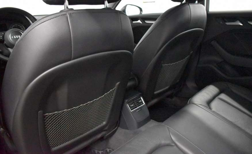 Audi A3 LED, Skóry , Quattro, Klima 2 strefy , Nawigacja , Czujniki Parkowania 4x2 zdjęcie 27