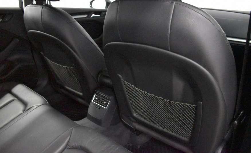 Audi A3 LED, Skóry , Quattro, Klima 2 strefy , Nawigacja , Czujniki Parkowania 4x2 zdjęcie 32