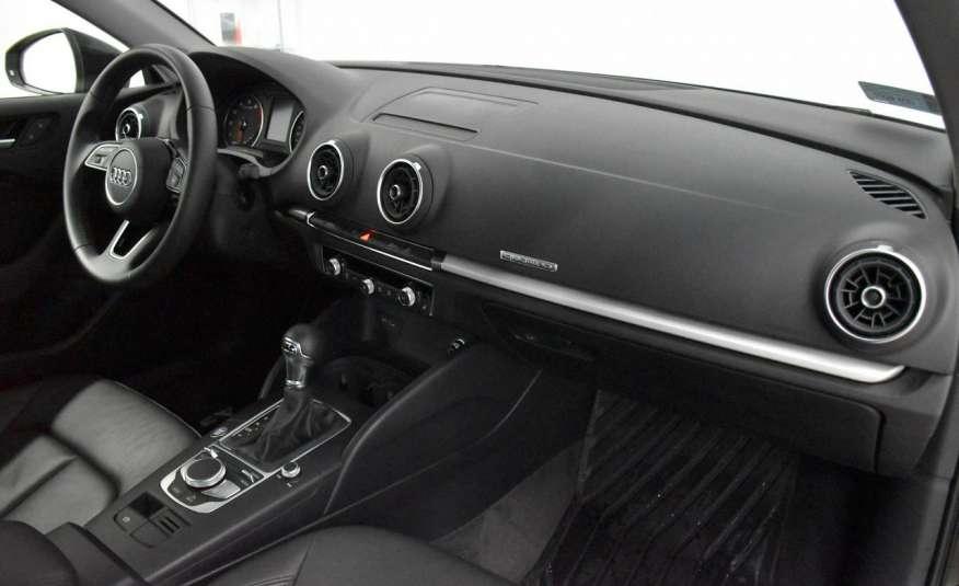 Audi A3 LED, Skóry , Quattro, Klima 2 strefy , Nawigacja , Czujniki Parkowania 4x2 zdjęcie 39