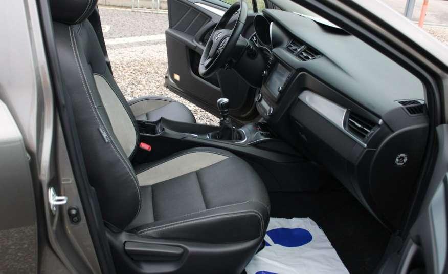 Toyota Avensis F-Vat, Gwarancja, Salon Polska, Navi, Kamera Cofania 2.0 D-4d 143km Premiu zdjęcie 25