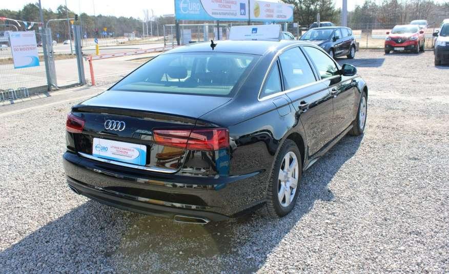 Audi A6 Salon Polska F-vat Navi Skóra Automat zdjęcie 9