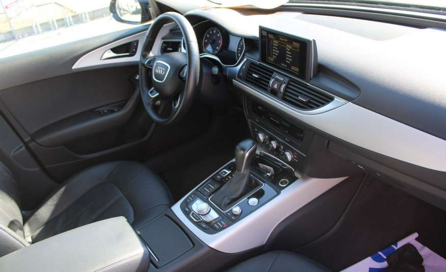 Audi A6 Salon Polska F-vat Navi Skóra Automat zdjęcie 12