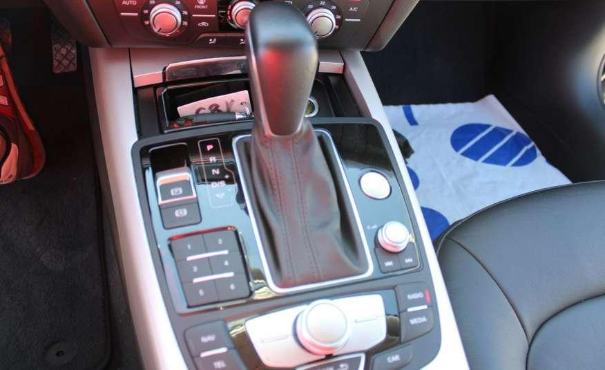 Audi A6 Salon Polska F-vat Navi Skóra Automat zdjęcie 16