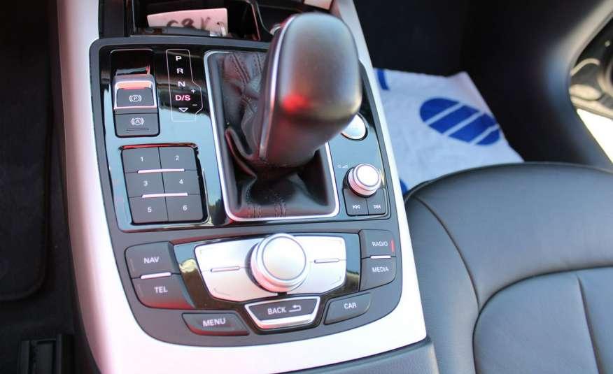 Audi A6 Salon Polska F-vat Navi Skóra Automat zdjęcie 21