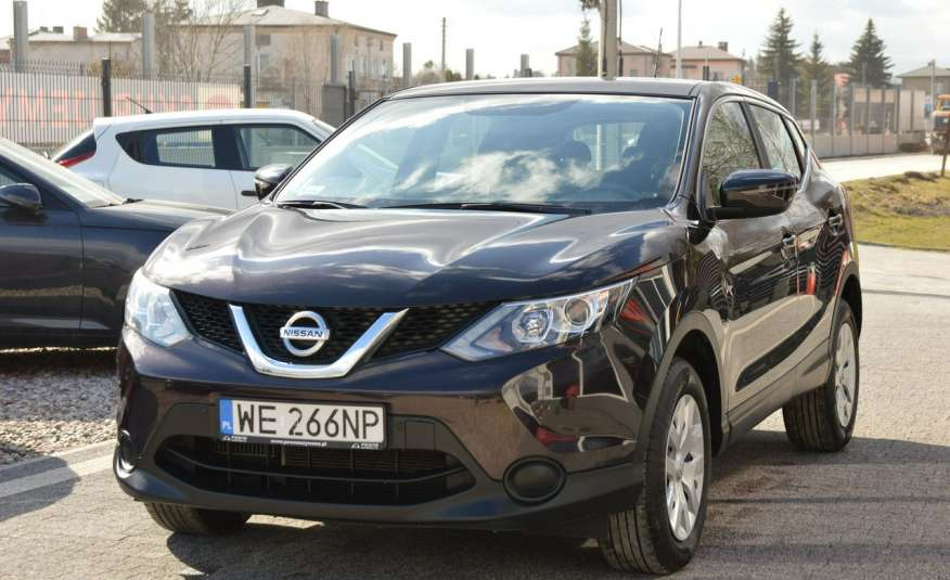Nissan Qashqai 1 Właściciel Salo Pl Niski przebieg zdjęcie 2