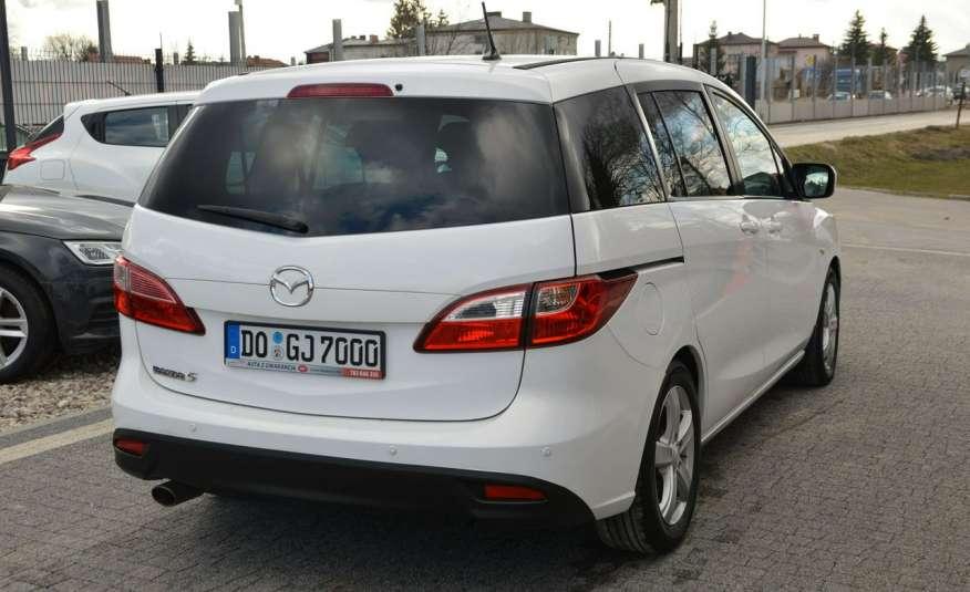 Mazda 5 śliczna super stan po opłatach zdjęcie 3