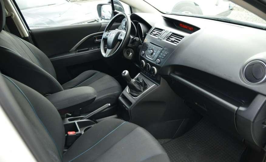 Mazda 5 śliczna super stan po opłatach zdjęcie 6