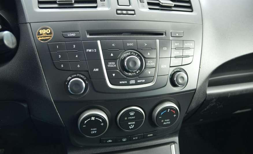 Mazda 5 śliczna super stan po opłatach zdjęcie 12
