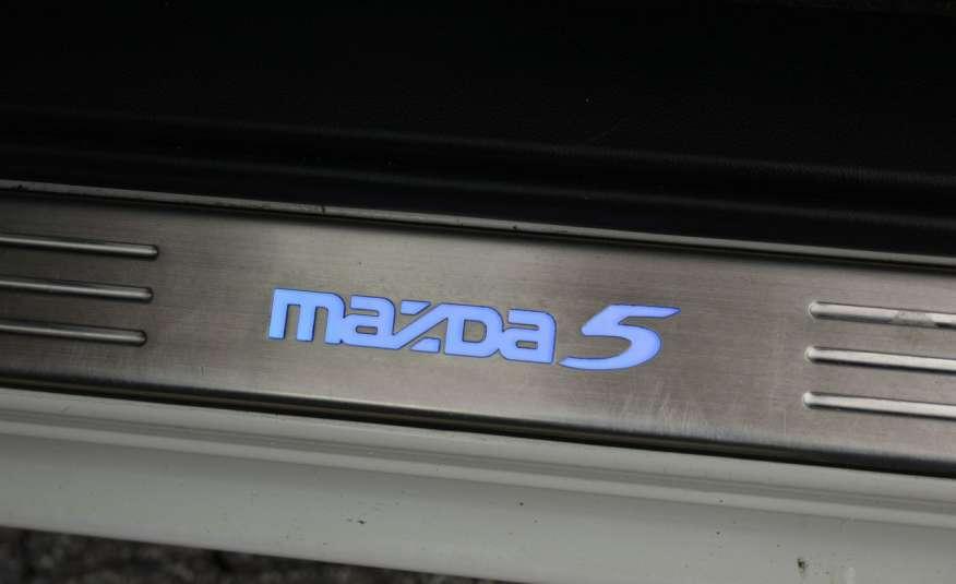 Mazda 5 śliczna super stan po opłatach zdjęcie 22