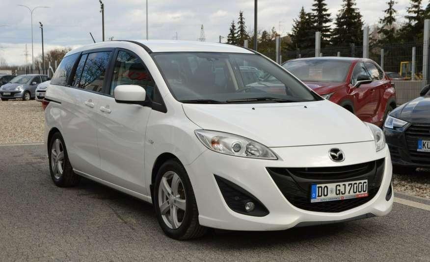 Mazda 5 śliczna super stan po opłatach zdjęcie 24