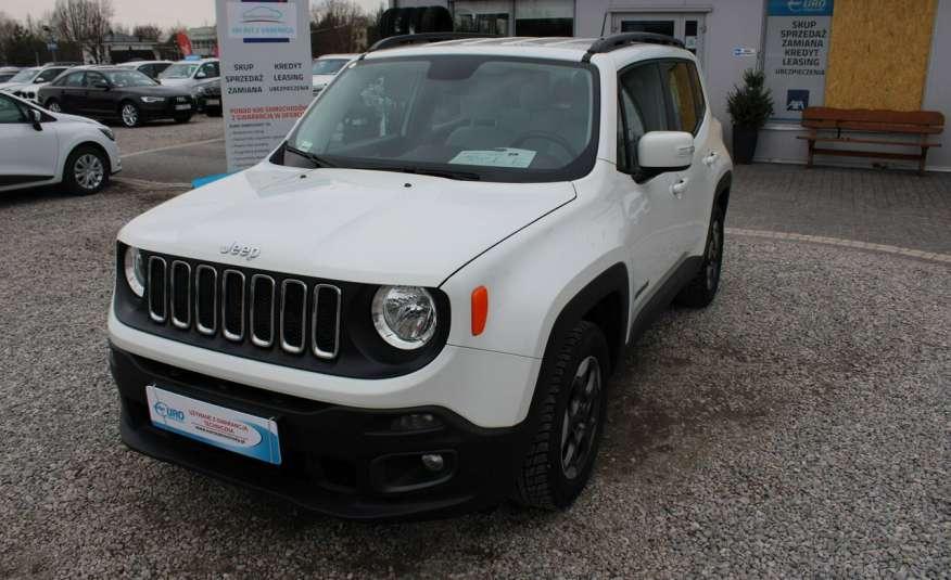 Jeep Renegade F-Vat, Gwarancja, Salon.PL, Benzyna zdjęcie 2