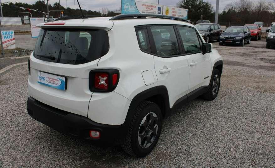 Jeep Renegade F-Vat, Gwarancja, Salon.PL, Benzyna zdjęcie 4