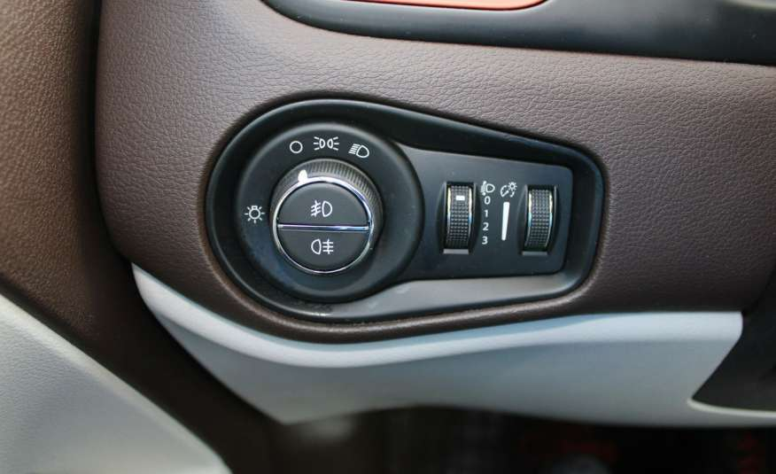 Jeep Renegade F-Vat, Gwarancja, Salon.PL, Benzyna zdjęcie 17