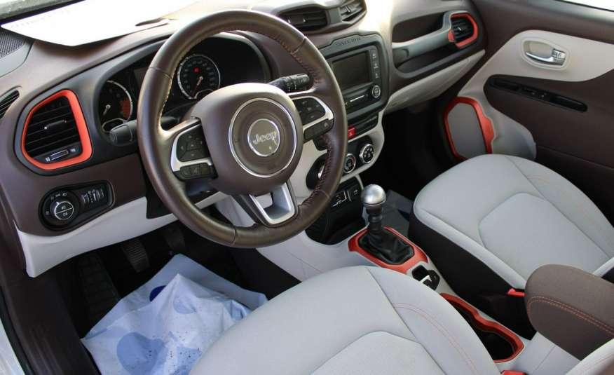 Jeep Renegade F-Vat, Gwarancja, Salon.PL, Benzyna zdjęcie 26