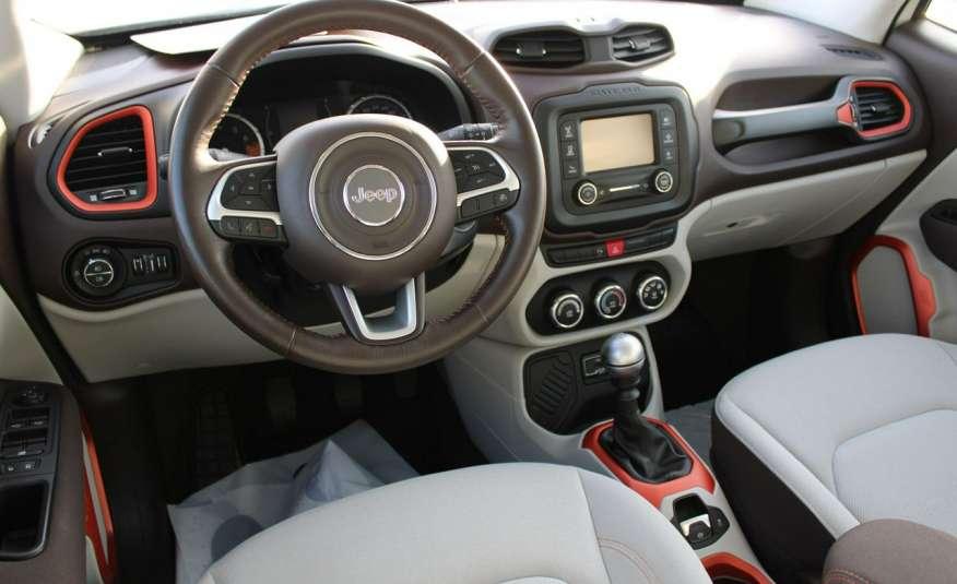 Jeep Renegade F-Vat, Gwarancja, Salon.PL, Benzyna zdjęcie 31