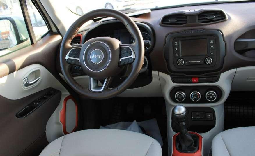 Jeep Renegade F-Vat, Gwarancja, Salon.PL, Benzyna zdjęcie 35