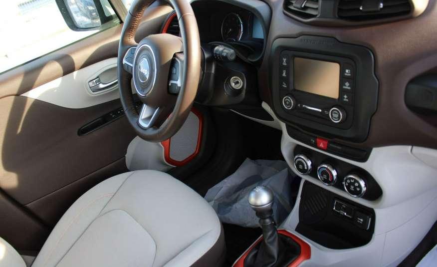 Jeep Renegade F-Vat, Gwarancja, Salon.PL, Benzyna zdjęcie 37