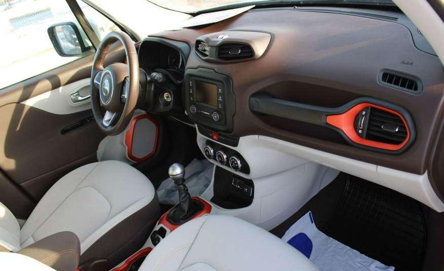 Jeep Renegade F-Vat, Gwarancja, Salon.PL, Benzyna zdjęcie 39