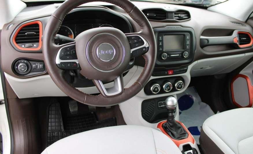 Jeep Renegade F-Vat, Gwarancja, Salon.PL, Benzyna zdjęcie 46