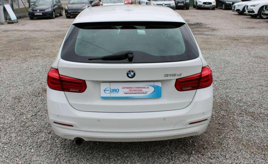 BMW 318 Salon, czujniki, el.klapa, automat, gwarancja zdjęcie 9