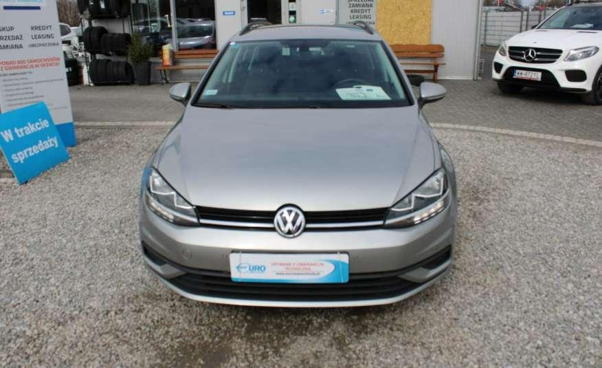 Volkswagen Golf F-Vat, Gwarancja, Salon Polska, Kombi, Tempomat zdjęcie 3