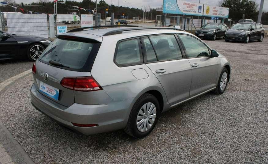 Volkswagen Golf F-Vat, Gwarancja, Salon Polska, Kombi, Tempomat zdjęcie 4