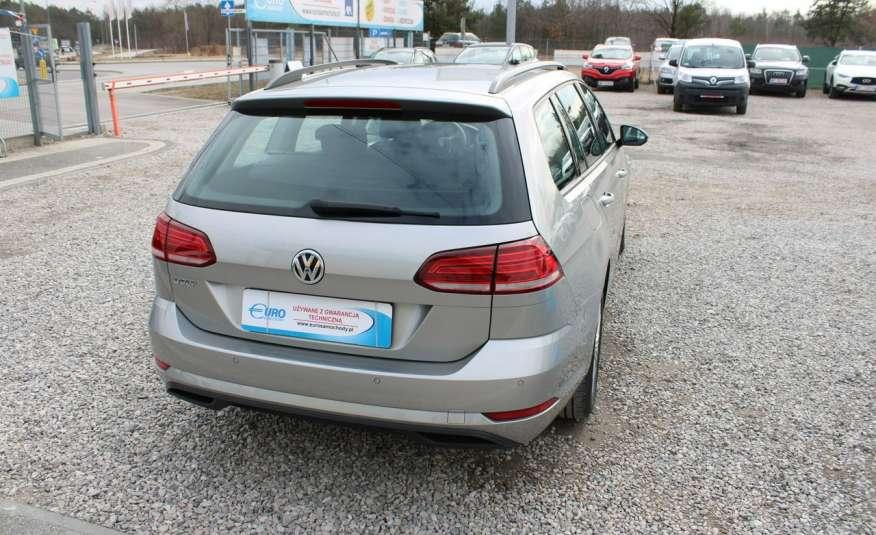 Volkswagen Golf F-Vat, Gwarancja, Salon Polska, Kombi, Tempomat zdjęcie 5